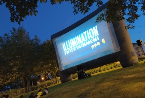 29 août : Cinema en plein air avec Le Tremplin et Côtes d'Armor Habitat, pour conclure Ploufragan estivale