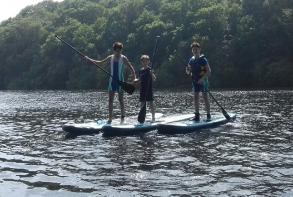 Tout l'été, sur l'eau avec l'Aviron club du Gouët