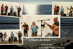 L'heure du bosco, chansons de mer, salle du Grimolet, samedi 22 août