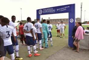 26 au 28 juillet : 22ème Tournoi européen des centres de formation de footbal U21