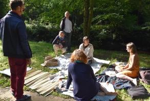 Transe it ! Atelier herboristerie (Tatakisome) avec Marilyn Brentegani