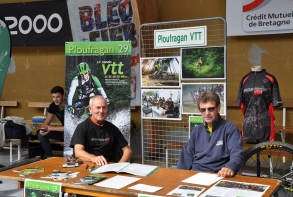 Stand Ploufragan V.T.T.