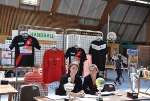 Stand Ploufragan Handball