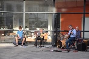 Vendredi 31 juillet, concert de Clepsydre Quartet