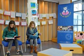 Lecture jeunesse avec Lire et Faire Lire