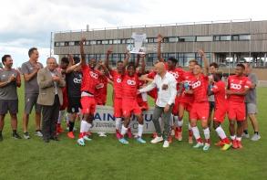 Le Standard de Liège (Belgique) remporte le tournoi 2019 (photo : X. Bizot)