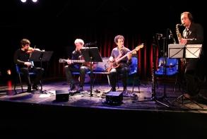 ...animé par River Jazz Quartet