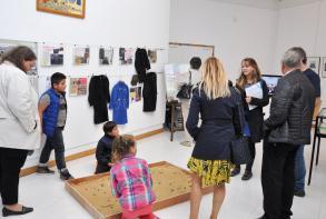 L'exposition organisée dans le cadre de la Semaine bleue en 2015
