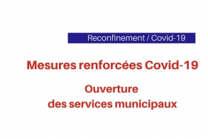 Covid-19_ouverture services avril 2021