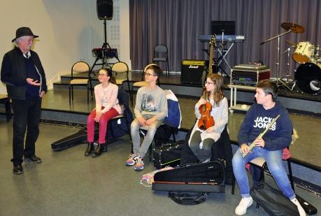 Actualité : stage de chant avec Erik Marchand Centre culturel janvier 2020
