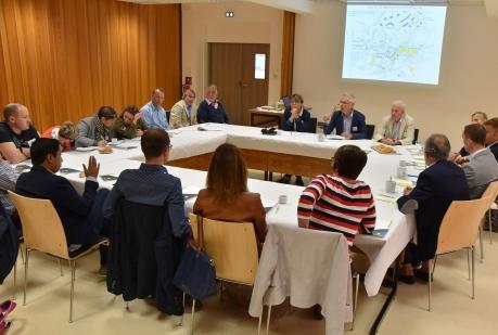 Actualité : 3ème rencontre élus entreprises centre-ville juin 2019 1