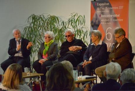 Actualité Rencontre-débat 60 ans action municipale 17 novembre 2017 Rémy Moulin .jpg