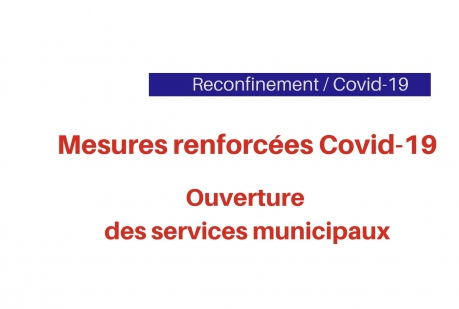 Covid-19_ouverture services avril 2021