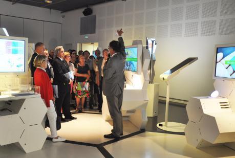 Actualité Showroom CEA Tech juin 2016