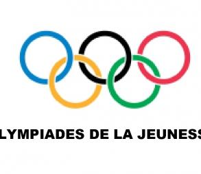 logo olympiades de la jeunesse