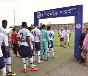 Diaporama Tournoi centres de formation football 2019 1