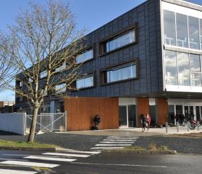 Enseignement collège de la Grande Métairie façade