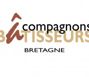 Logo Compagnons Bâtisseurs Bretagne