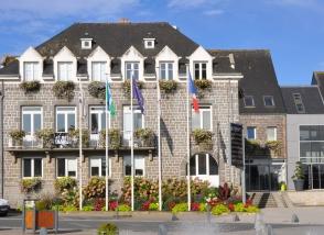L'hôtel de ville de Ploufragan