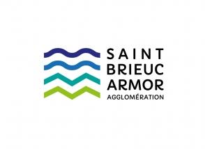 Logo Saint-Brieuc Armor Agglomération pour actualité site