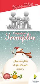 couverture programme Tremplin novembre décembre 2018